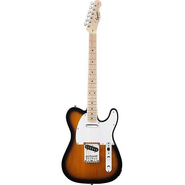 Guitarra Fender Squier Affinity Telecaster Mn 2 Color Sunburst