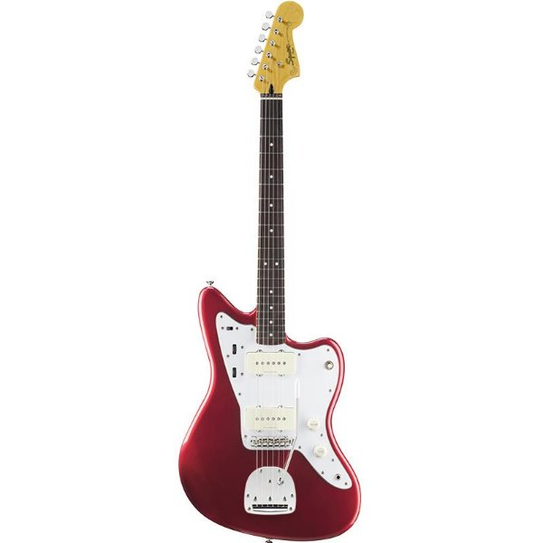 Guitarra Fender Squier Jazzmaster Vintage Modified Candy Apple Red