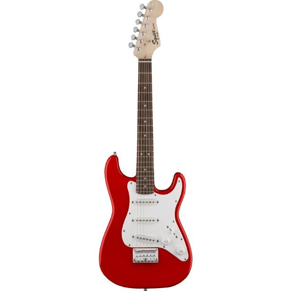 Guitarra Fender Squier Mini Strat V2 Torino Red