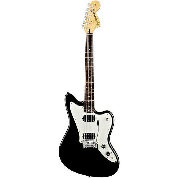 Guitarra Fender Squier Vintage Modified Jagmaster Preta