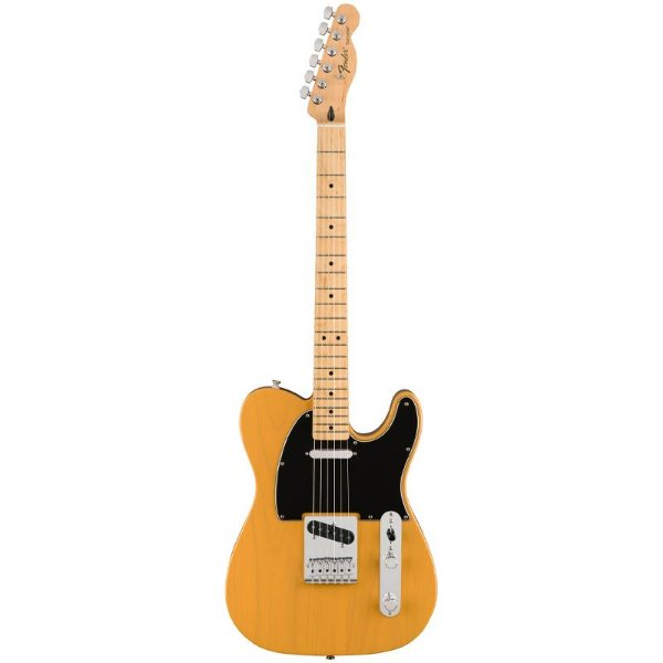 Guitarra Fender Telecaster Standard Mexicana Butterscotch Blonde