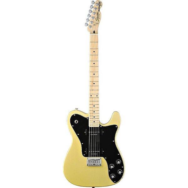 Guitarra Fender Tele Custom II Squier Modified Vintage Blonde