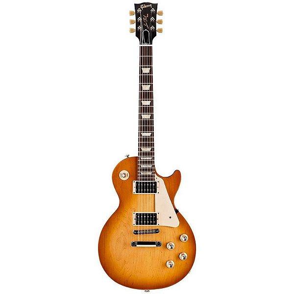 Guitarra Gibson Les Paul 50s Tribute Satin Honeyburst