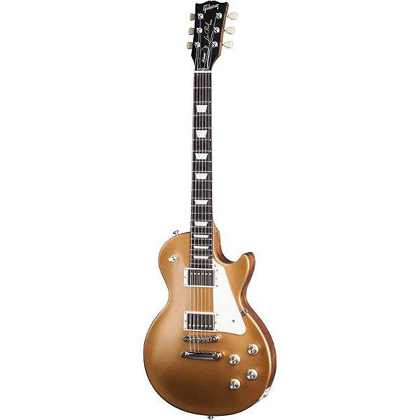 Guitarra Gibson Les Paul Tribute 2017 Satin Gold Top