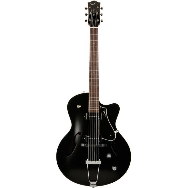 Guitarra Godin Semi Acústica 5th Avenue Cw Kingpin2 Bk