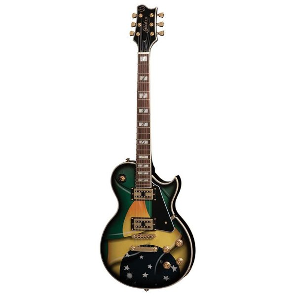 Guitarra Golden Les Paul Gld 160 Brasil