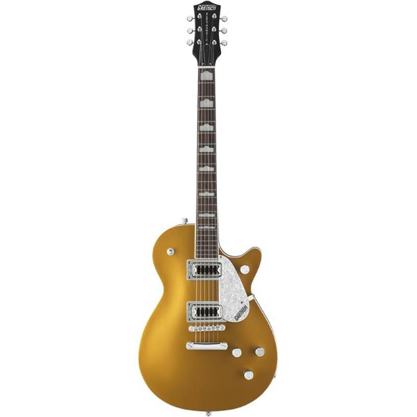 Guitarra Gretsch G5438 Ltd Electromatic Pro Jet Gold