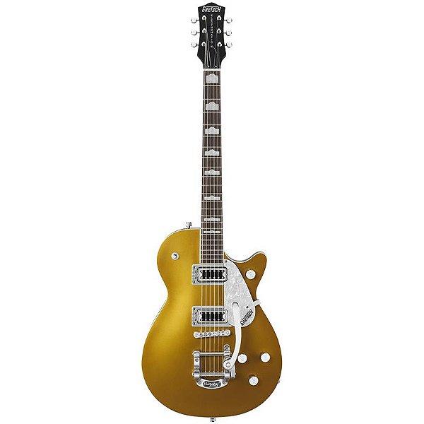 Guitarra Gretsch G5438t Electromatic Pro Jet Bigsby Gold