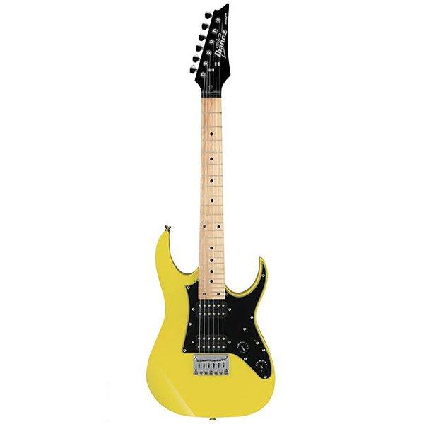 Guitarra Ibanez Mikro GRGM 21M YL Amarela