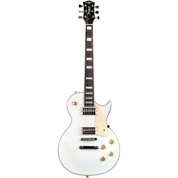 Guitarra Les Paul Strinberg Clp79 Branca