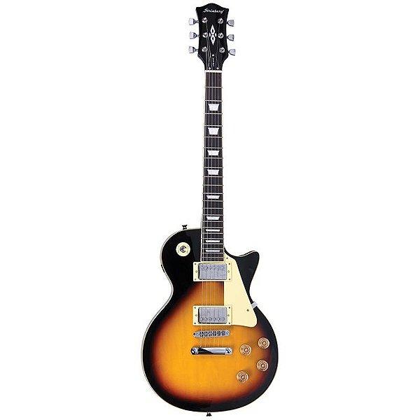 Guitarra Les Paul Strinberg Lps230 Sunburst