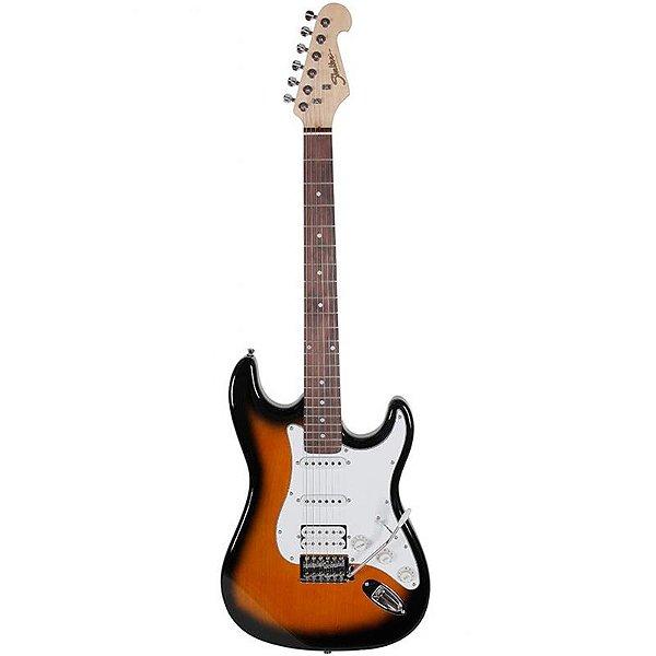 Guitarra Shelter Califórnia Standard Ssh Humbucker 2ts