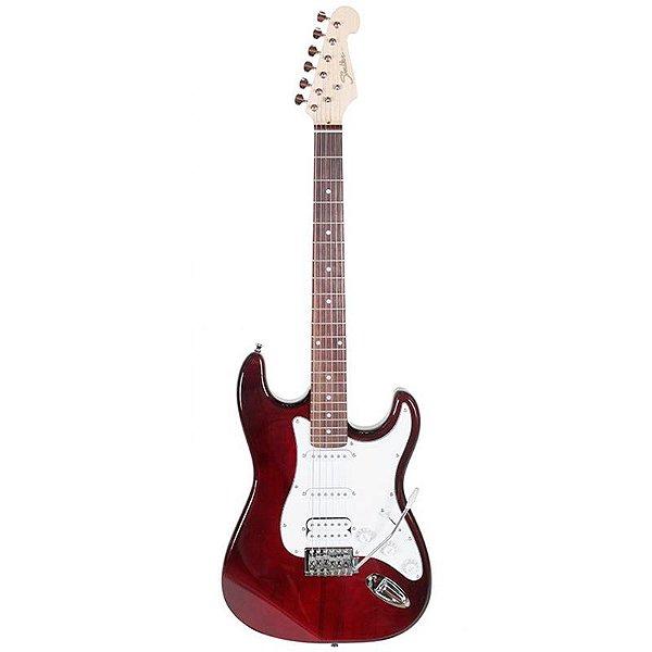 Guitarra Shelter Califórnia Standard Ssh Humbucker Wr