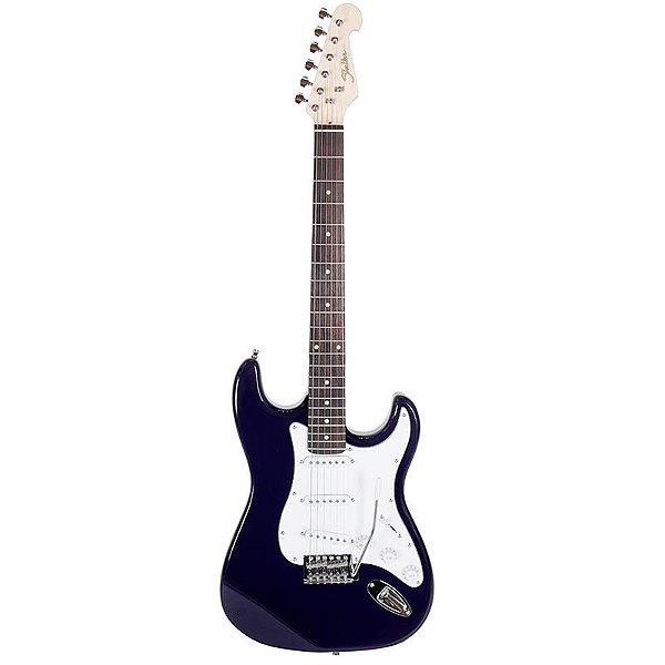 Guitarra Shelter Califórnia Standard Sss Single Coil Bl