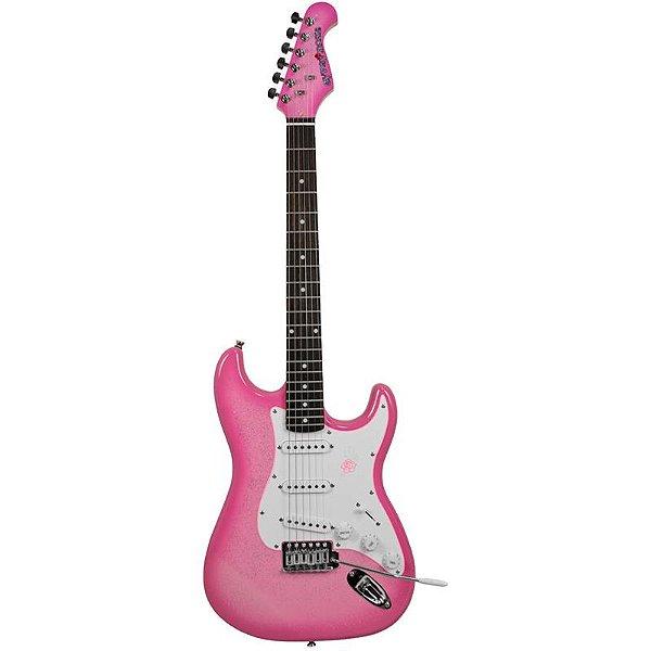 Guitarra Stratocaster Gypsy Rose Gre1k-Cpk Turbo Champagne Pink