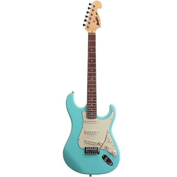 Guitarra Stratocaster Memphis Tagima Mg32 Daphine Blue