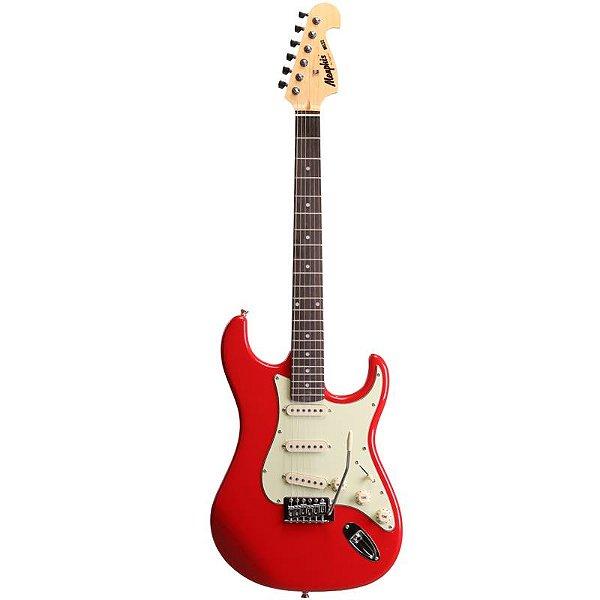 Guitarra Stratocaster Memphis Tagima Mg32 Fiesta Red