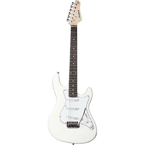 Guitarra Stratocaster Strinberg Egs216 Branca
