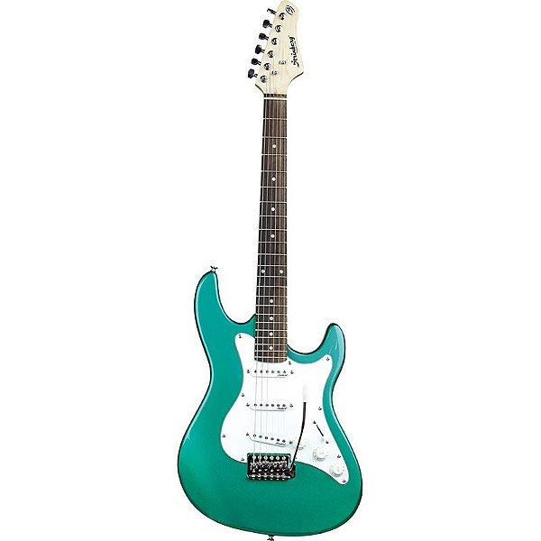 Guitarra Stratocaster Strinberg Egs216 Verde