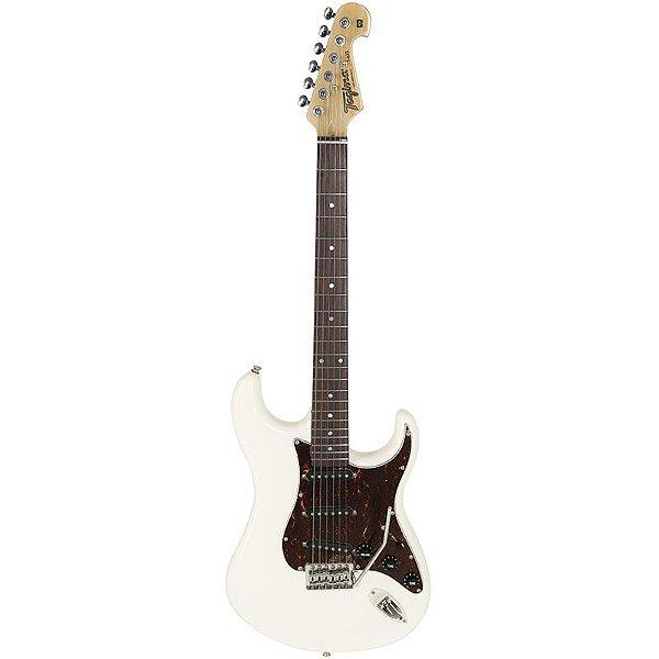 Guitarra Stratocaster Tagima T635 Hand Made In Brazil Branco Vintage
