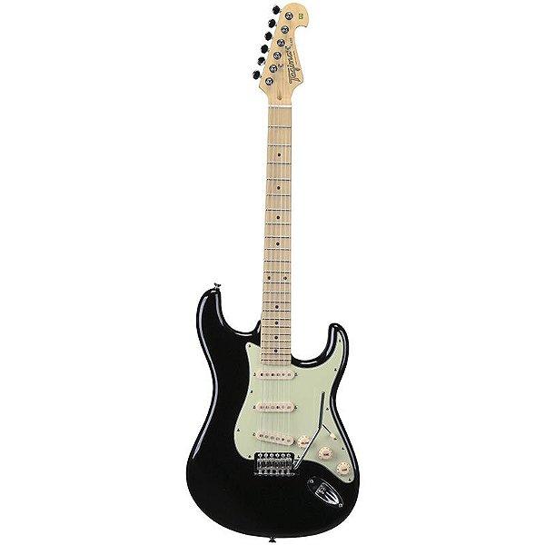 Guitarra Stratocaster Tagima T635 Hand Made In Brazil Preta