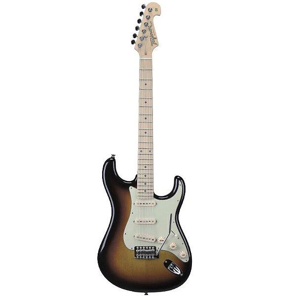 Guitarra Stratocaster Tagima T635 Hand Made In Brazil Sunburst
