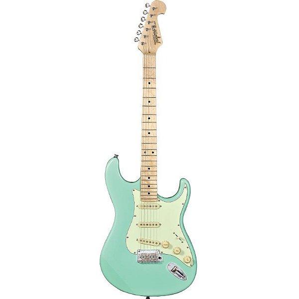 Guitarra Tagima Stratocaster Hand Made T-635 Classic Verde Pastel