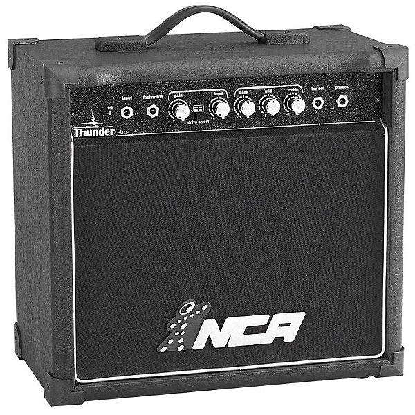 Cubo Amplificador para Guitarra 30W Rms Thunder Plus NCA