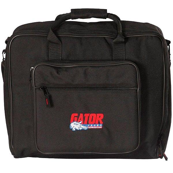 "Bag Gator Para Mixer 18"" x 15"" Nylon Acolchoada G-MIX-B 1815"