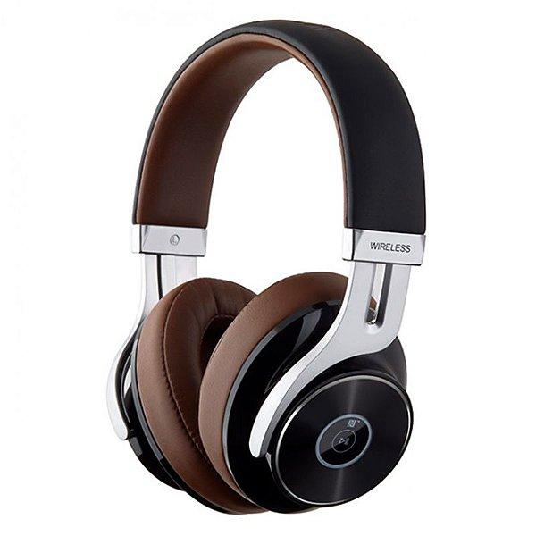Fone de Ouvido Edifier W855BT Headphone Premium Hi-Fi Marron Bluetooth