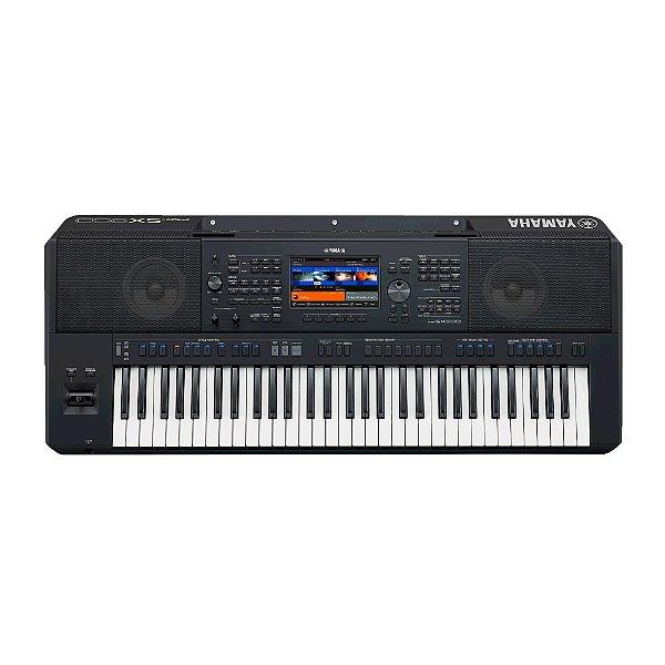 Teclado Arranjador Yamaha PSR SX900 61 Teclas Touchscreen