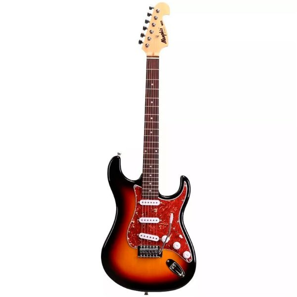 Guitarra Memphis By Tagima MG32 Sunburst Stratocaster