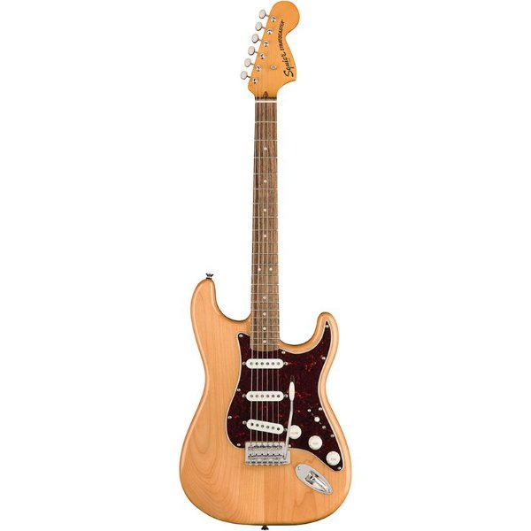 Guitarra Fender Squier Stratocaster Classic Vibe Natural Lr