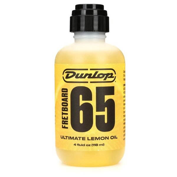 Óleo De Limão Para Escala de Guitarra Dunlop F65