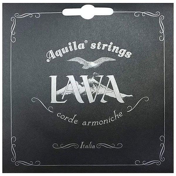 Encordoamento Ukulele Soprano Aquila Lava Series AQ110U-SH