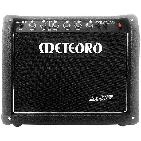 Cubo Amplificador Para Guitarra Meteoro Space Guitar 50W