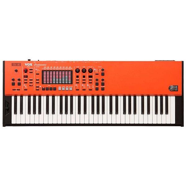 Teclado Vox Piano Stage Vintage Continental 61