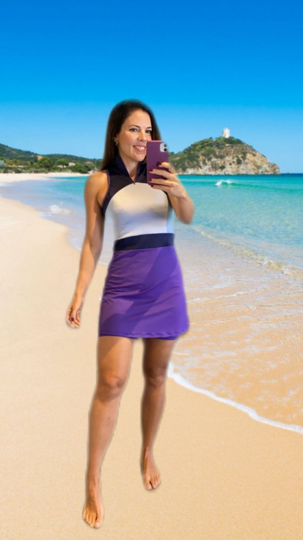 Vestido Fitness / Beach Tennis