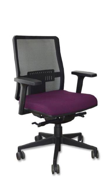 015- Cadeira Office Gerente de Tela Mesh