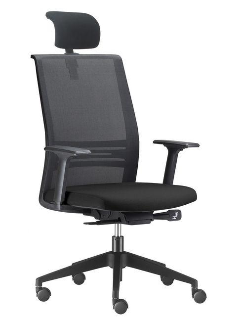 Cadeira Ergonômica de Tela