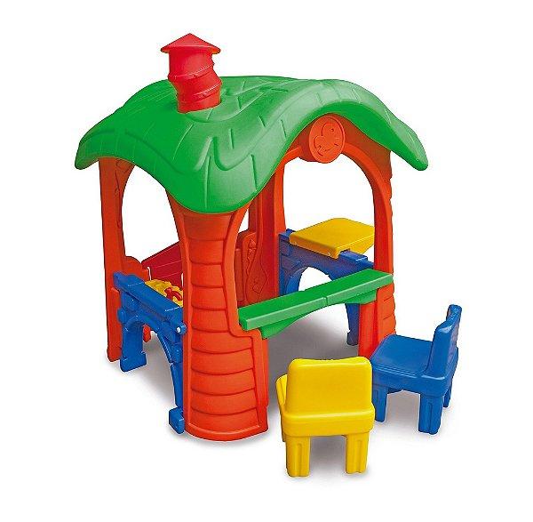 Casinha de Brinquedo e Boneca Freso Petit Standard