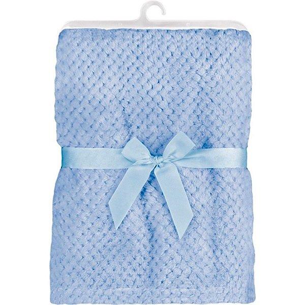 Mantinha Soft Azul Buba