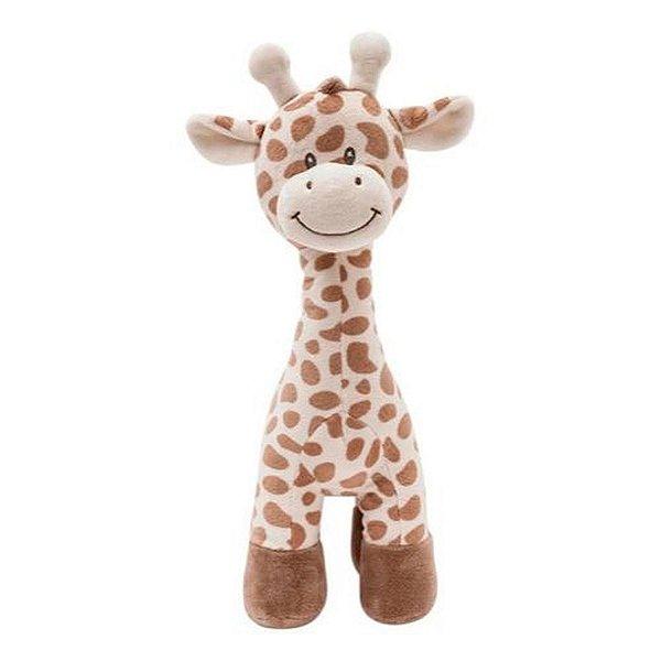 Girafinha De Pelúcia Antialérgica E Macia Buba