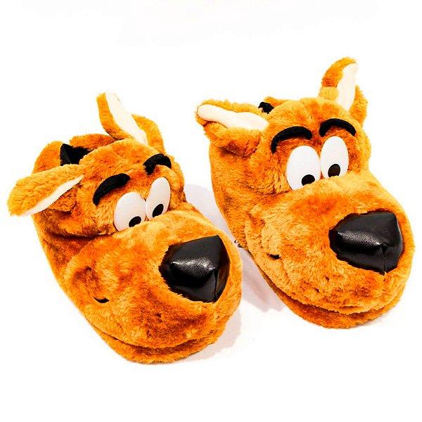 Pantufa 3D Scooby-Do Zona Criativa36 A 38