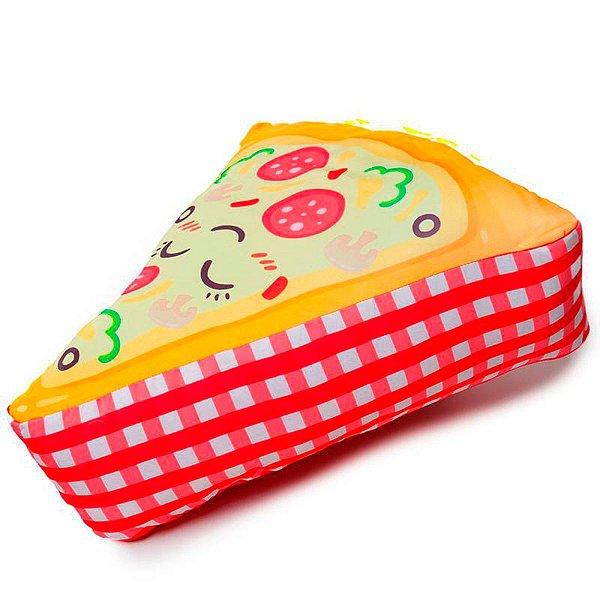 Almofada Formato Pizza Cotton Day