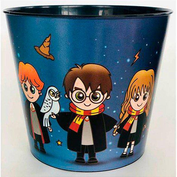 Balde de Pipoca 4 litros  Harry Potter