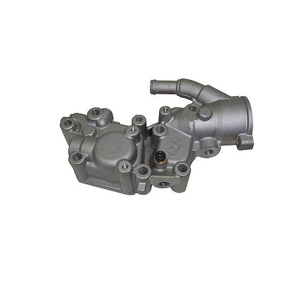 Carcaça Válvula Termostática Peugeot 206 207 1.0 1.4
