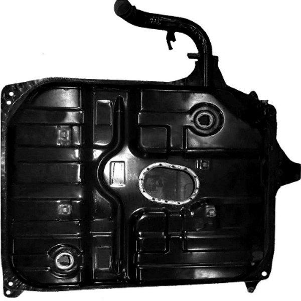 Tanque de Combustível Fiat Strada 1996 A 2019 Flex 58L