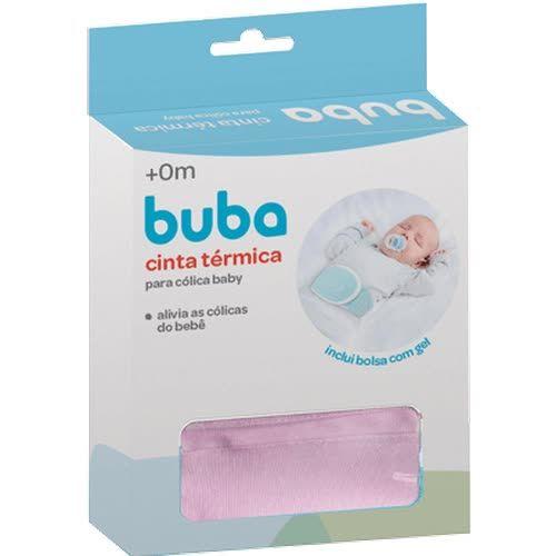Cinta Termica Para Colica Baby Buba Rosa