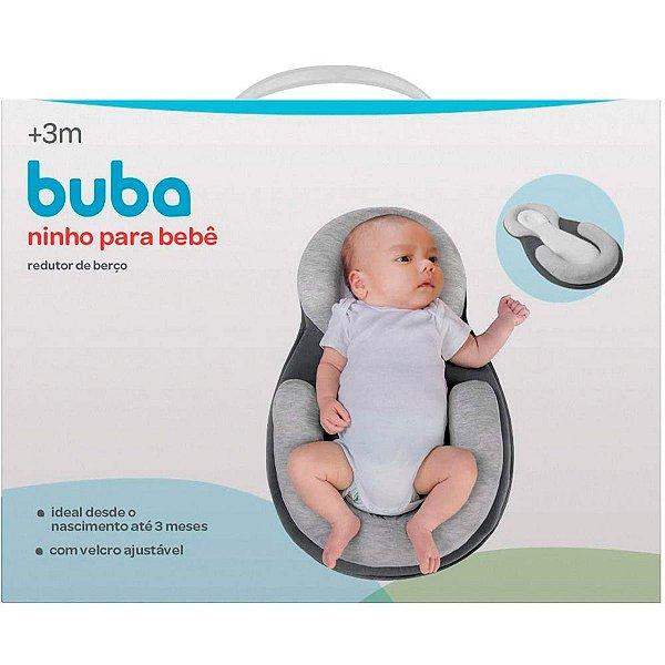 Ninho Redutor Para Bebe Ajustavel E Macio Buba Toys